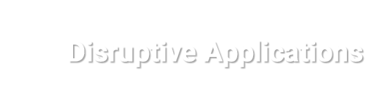 Disruptive Apps